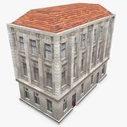 Building Apartment 5 3d model