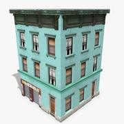 Building Apartment 7 3d model