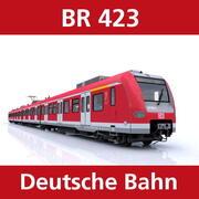 BR 423 3d model