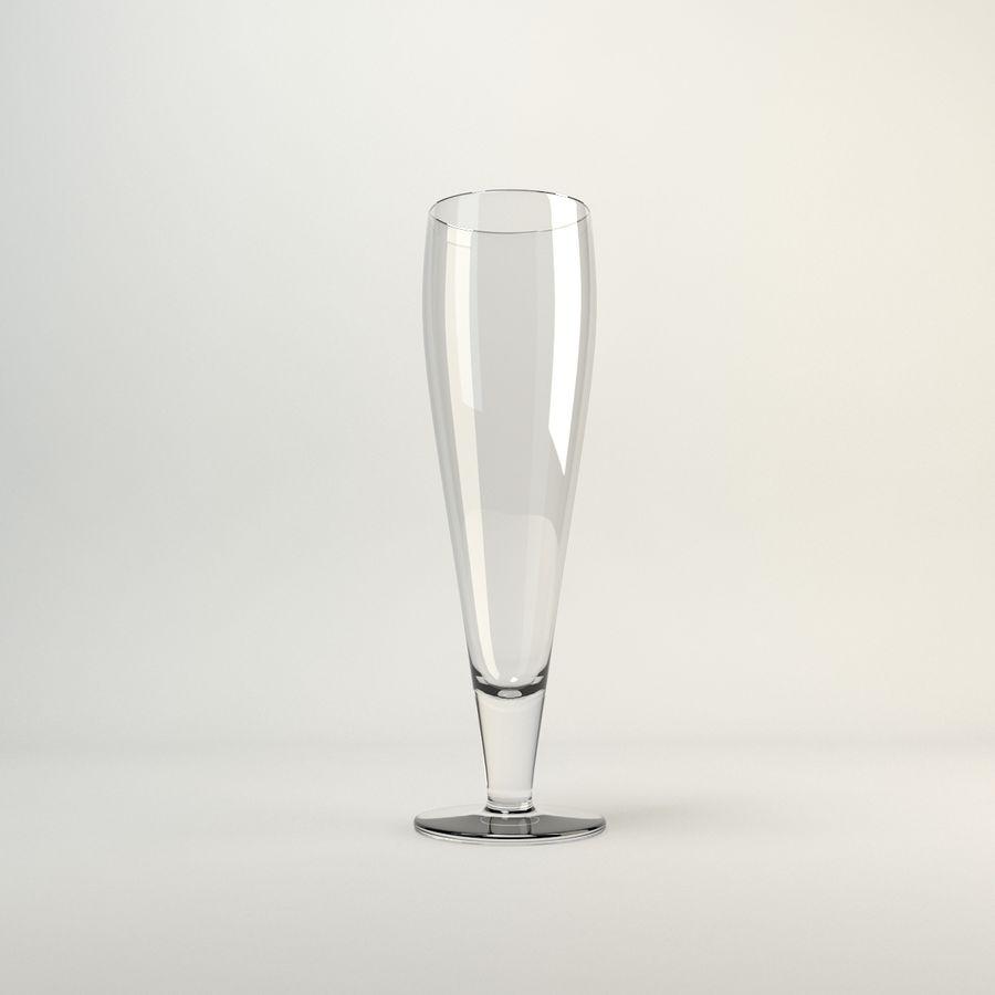 vaso de cerveza ikea PRIMITIV royalty-free modelo 3d - Preview no. 5