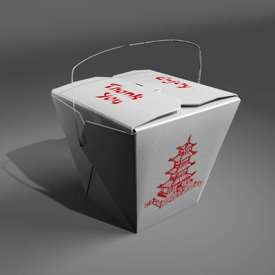 Take Out royalty-free 3d model - Preview no. 1