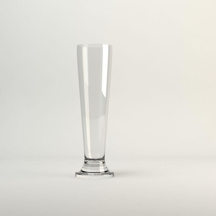 Cin Cin Tall Tall Cerveza royalty-free modelo 3d - Preview no. 1