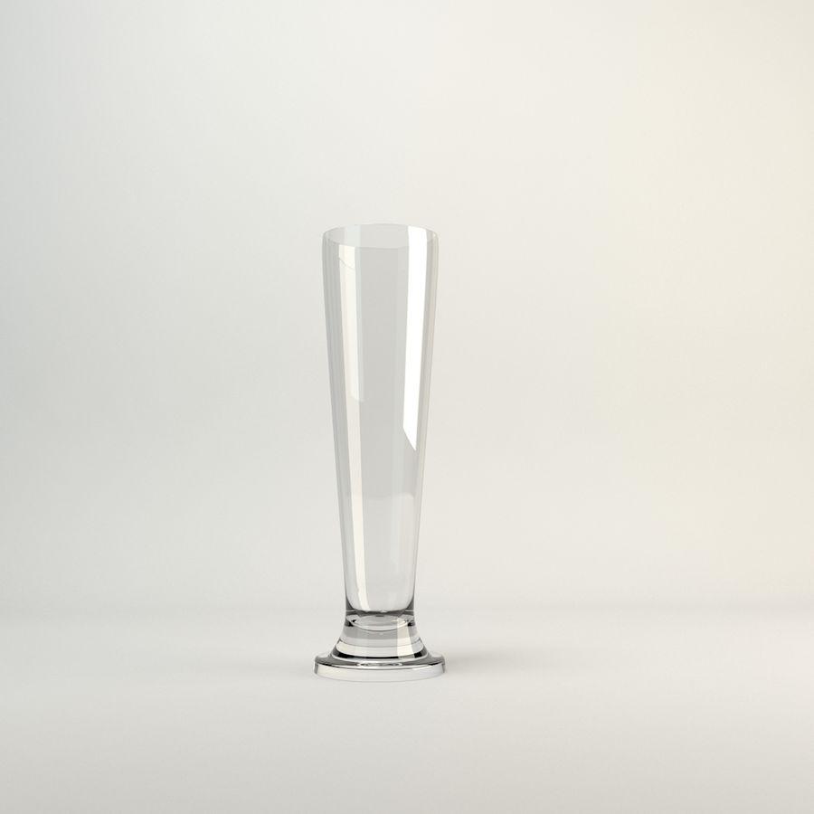 Cin Cin Tall Tall Cerveza royalty-free modelo 3d - Preview no. 5