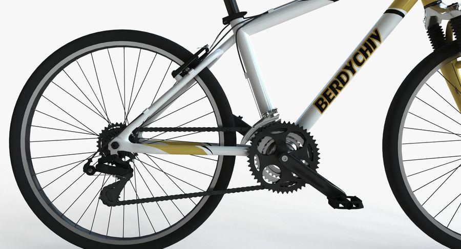 Mountain Bike royalty-free 3d model - Preview no. 6
