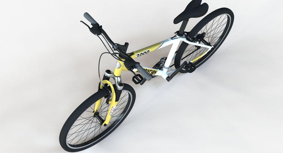Mountain Bike royalty-free 3d model - Preview no. 7