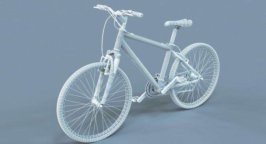 Mountain Bike royalty-free 3d model - Preview no. 8