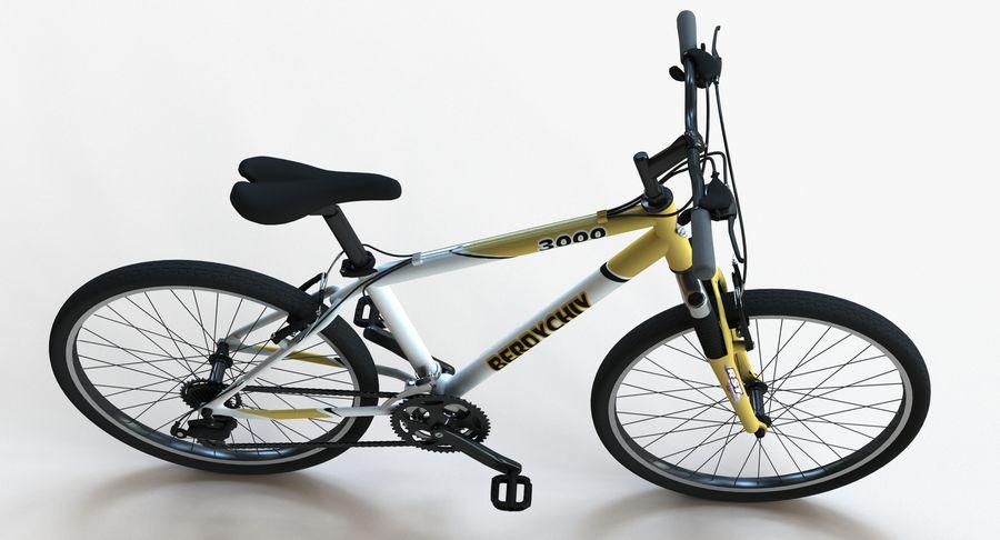 Mountain Bike royalty-free 3d model - Preview no. 4