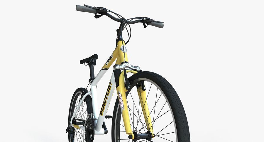 Mountain Bike royalty-free 3d model - Preview no. 5