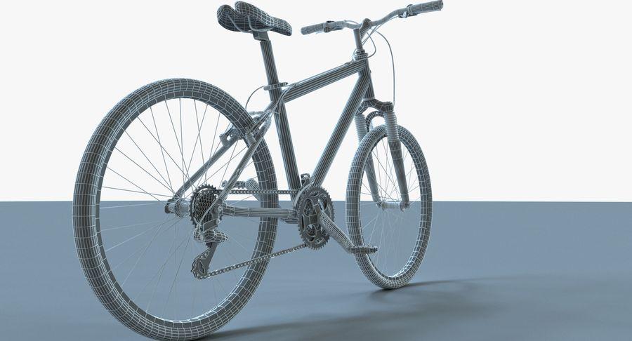 Mountain Bike royalty-free 3d model - Preview no. 9
