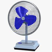 Simple Fan 3d model