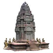 Templo de Camboya 1 modelo 3d