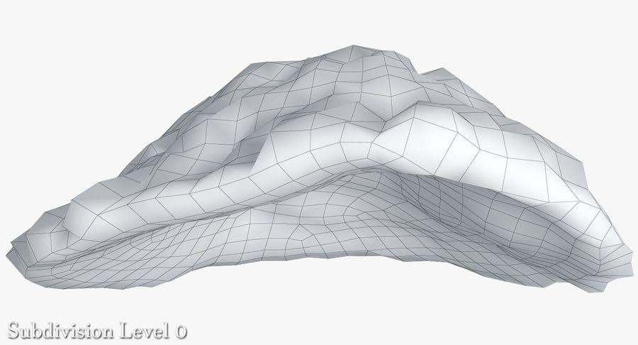 蘑菇珊瑚 royalty-free 3d model - Preview no. 25