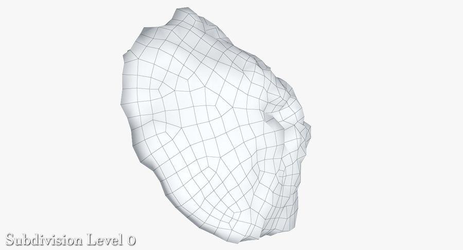 蘑菇珊瑚 royalty-free 3d model - Preview no. 17