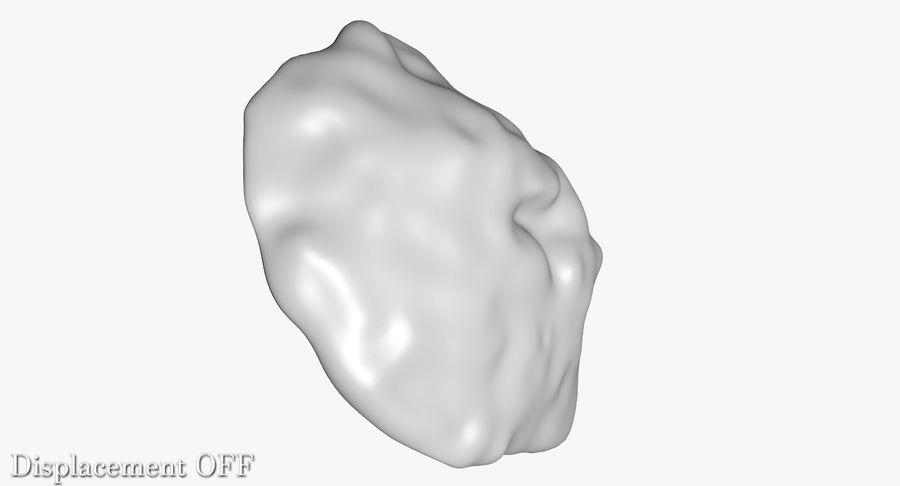 蘑菇珊瑚 royalty-free 3d model - Preview no. 15