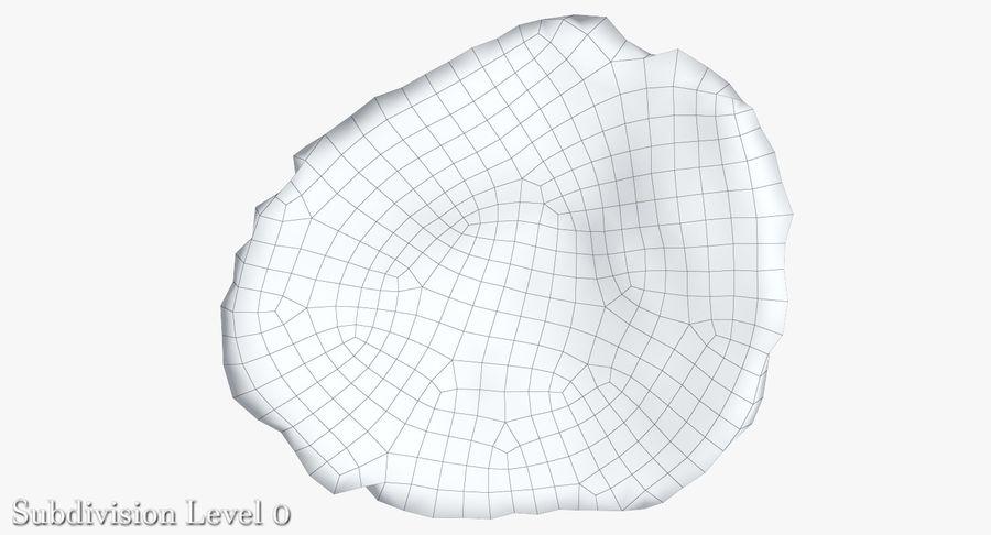 蘑菇珊瑚 royalty-free 3d model - Preview no. 21
