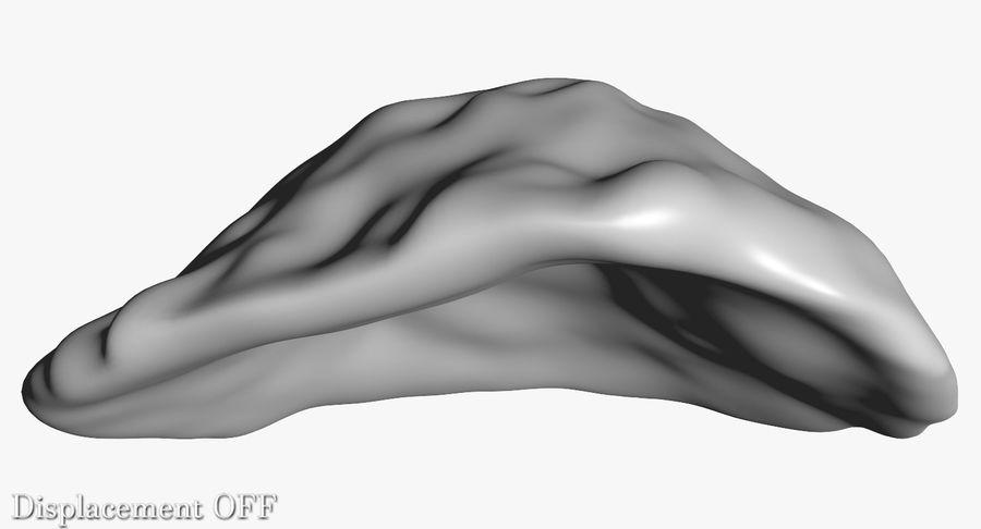 蘑菇珊瑚 royalty-free 3d model - Preview no. 23
