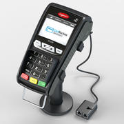 Pos Terminal Ingenico ICT250 3d model