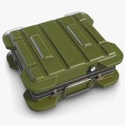 Militärfall 1 3d model