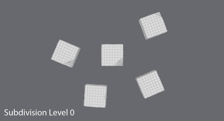 糖立方体 royalty-free 3d model - Preview no. 13