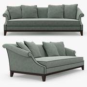 JNL - Vanhamme elliot sofa 3d model