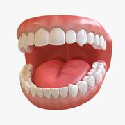 Dentes 3d model