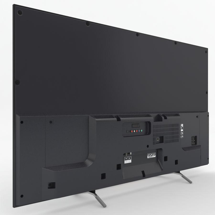Sony Bravia KDL - 50W805C royalty-free 3d model - Preview no. 3