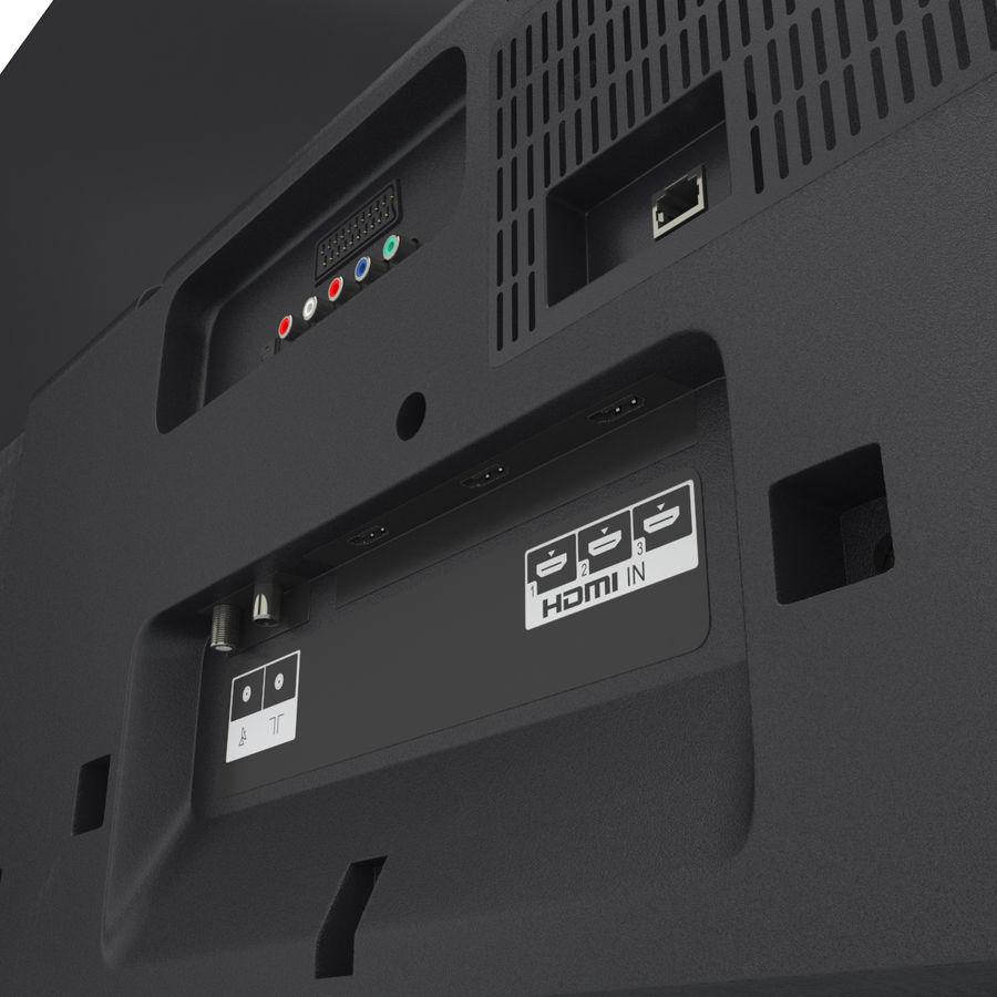 Sony Bravia KDL - 50W805C royalty-free 3d model - Preview no. 6