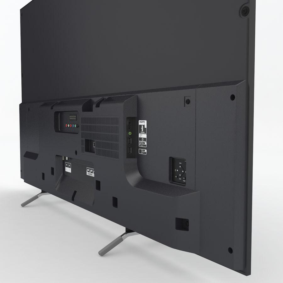 Sony Bravia KDL - 50W805C royalty-free 3d model - Preview no. 4