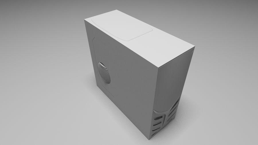 Raidmax Super Viper royalty-free 3d model - Preview no. 7