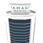 Tamani Otel Marinası 3d model