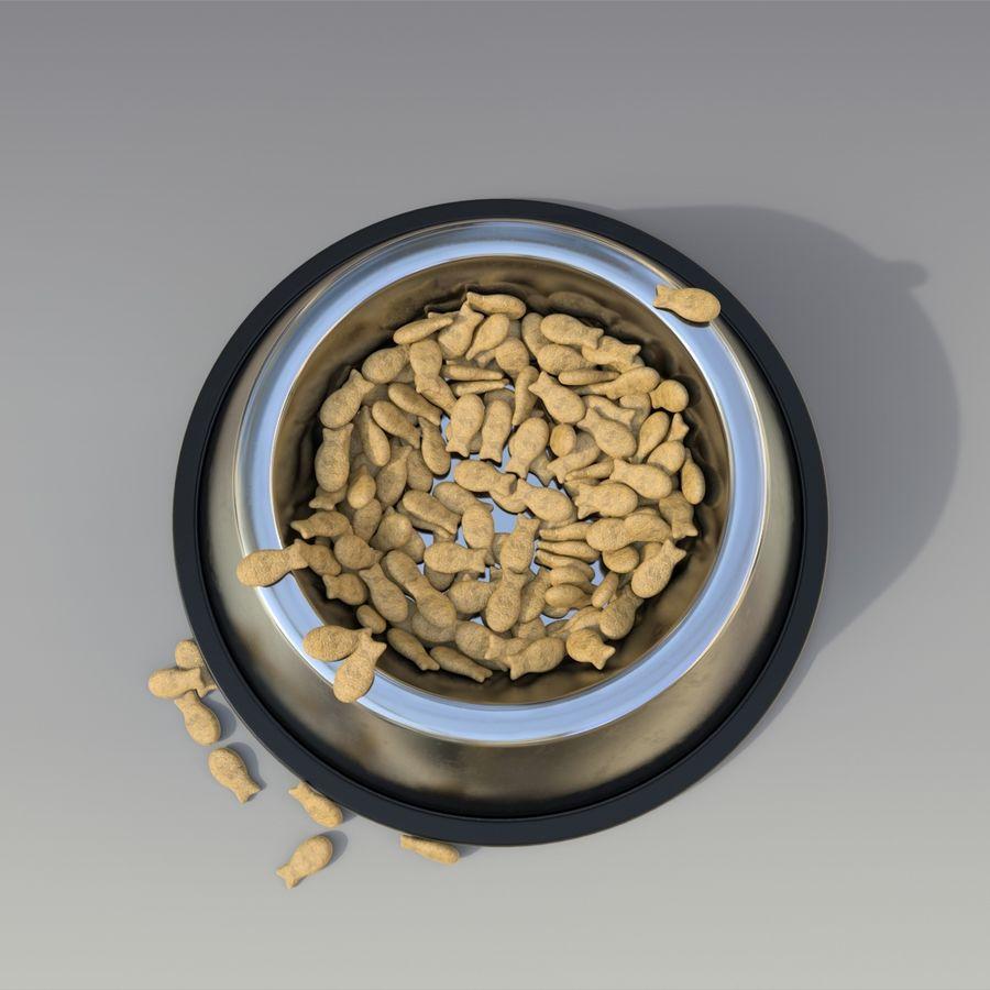 ciotola per animali domestici royalty-free 3d model - Preview no. 8