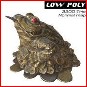 Money Toad 3d model