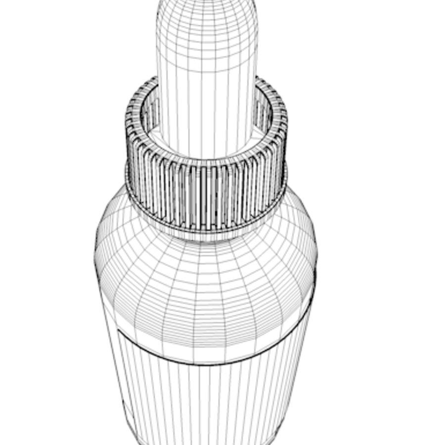 glazen druppelaar groen royalty-free 3d model - Preview no. 5