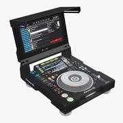 Pioneer CDJ-TOUR1 3d model