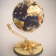 环球金 3d model