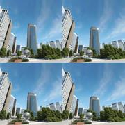 Residental_Dubai_Orignal_bundle 3d model