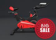 Fahrrad-Fitnessstudio 3d model