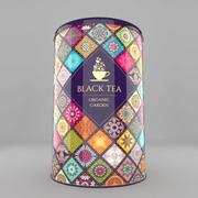 罐茶 3d model