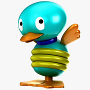 Tolo Oyuncak Kuş 3d model