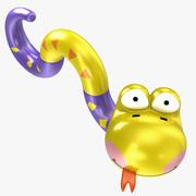 Tolo Toy Snake 3d model