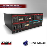 FAIT CLIC Junior-1006 3d model