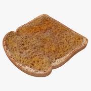 Ballı Ekmek 3d model