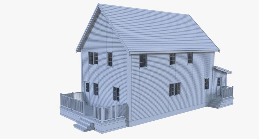 인테리어 하우스 5 royalty-free 3d model - Preview no. 16