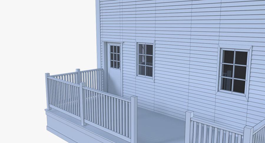 인테리어 하우스 5 royalty-free 3d model - Preview no. 19