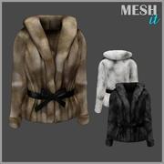 Fur Jacket 3d model
