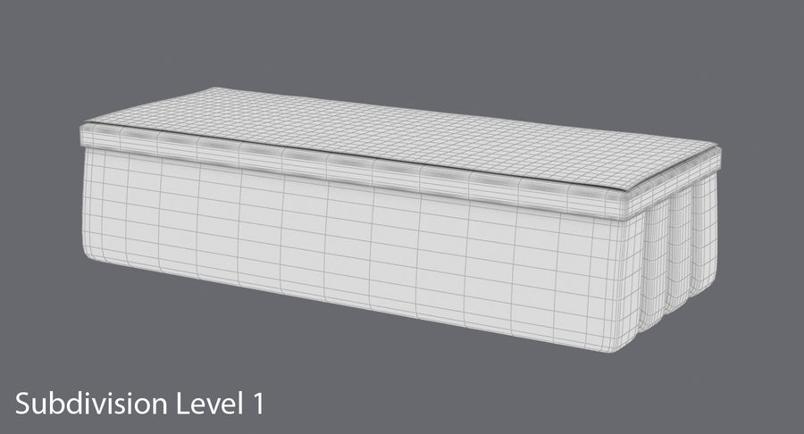 Gomma per lavagna 01 royalty-free 3d model - Preview no. 15
