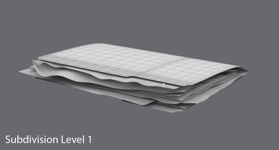 채워진 파일 폴더 royalty-free 3d model - Preview no. 15