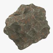 Meteorite 01 - Iron 3d model