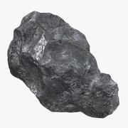 Meteorite 02 - Iron 3d model