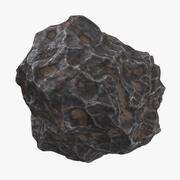 Meteorit 03 - Eisen 3d model
